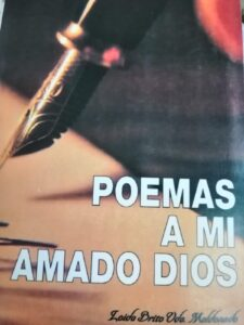 Portada Poemas a mi Dios